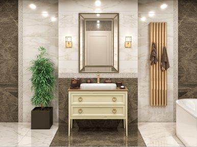 Vintage 107 Avorio Opaco Bagno Piu Мебель для ванной